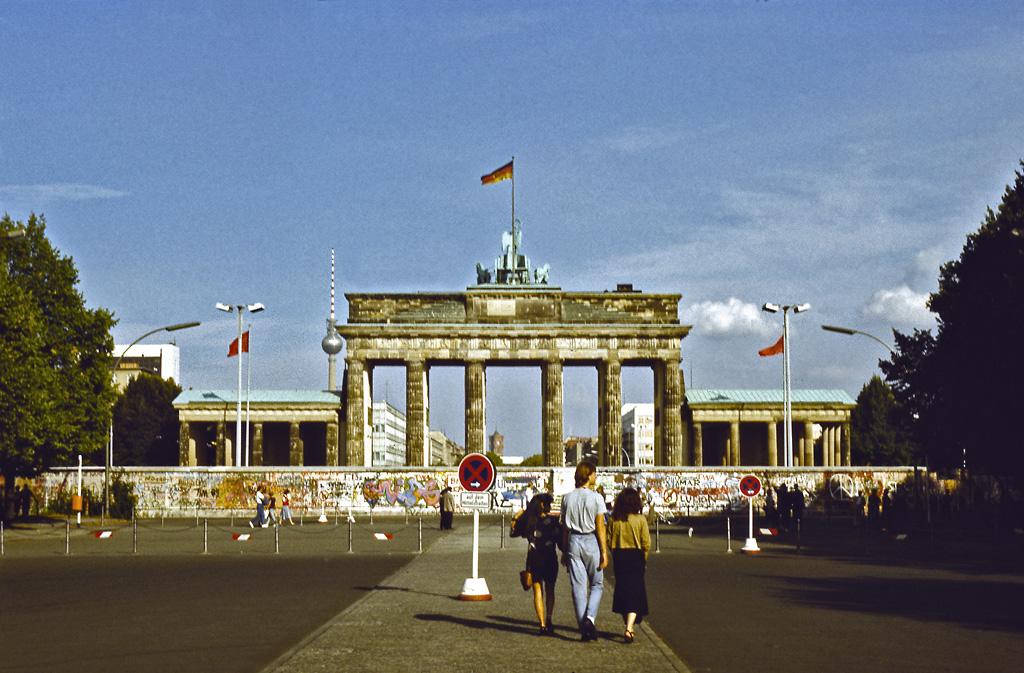 56 años del Muro de Berlín