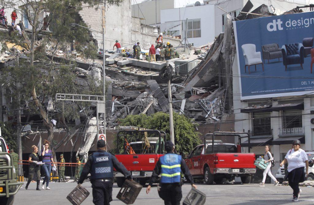 Aumenta a 79 la cifra provisional de fallecidos por terremoto