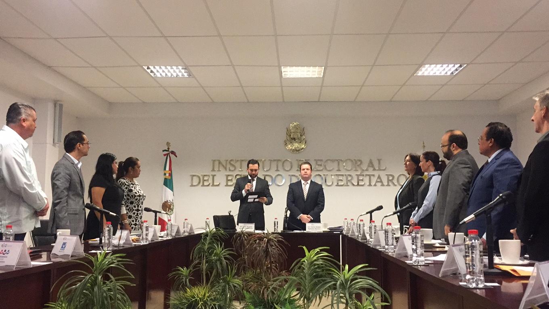 Regresan los tiempos electorales, arranca el proceso 2017-2018 en Querétaro