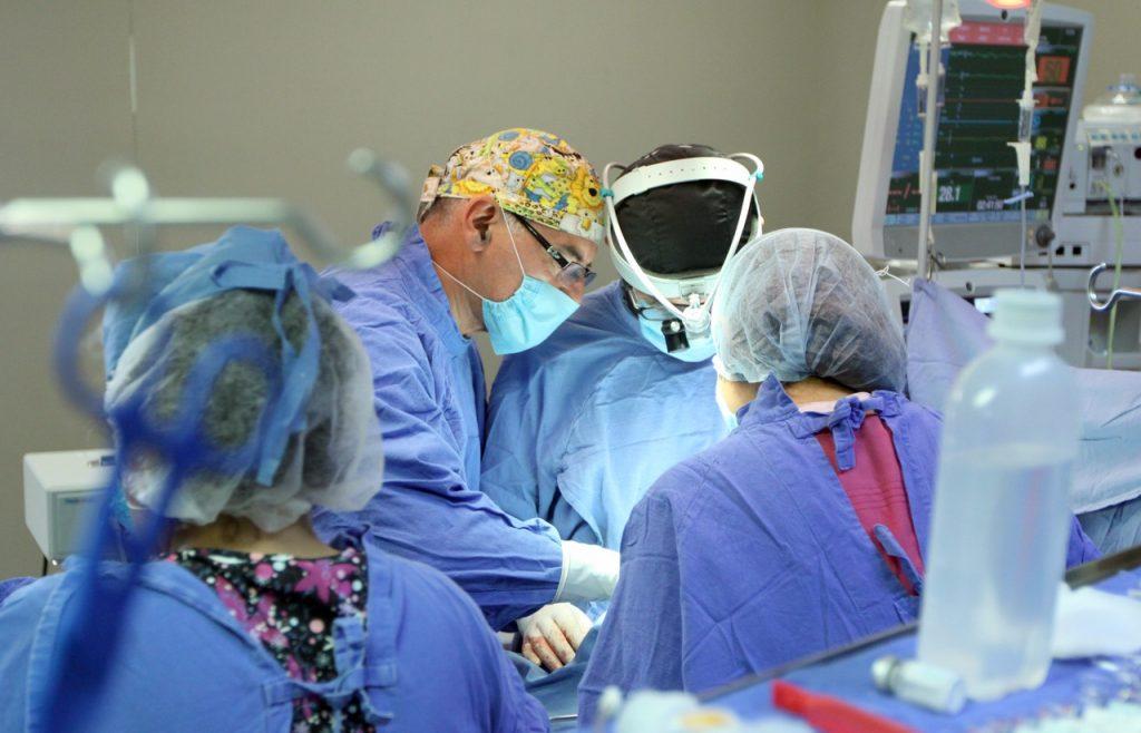 IMSS operacion sala