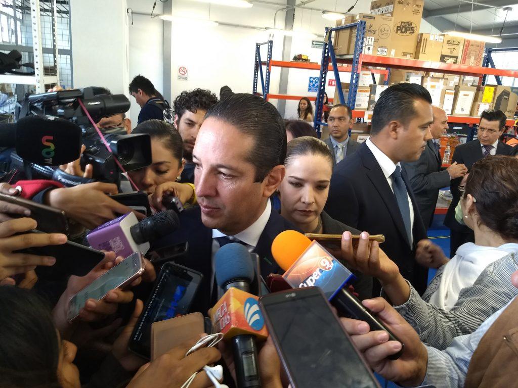 Gobernador de Querétaro — Fracturado el PAN