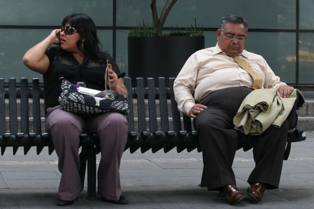 13% de la población adulta en el mundo padece sobrepeso u obesidad