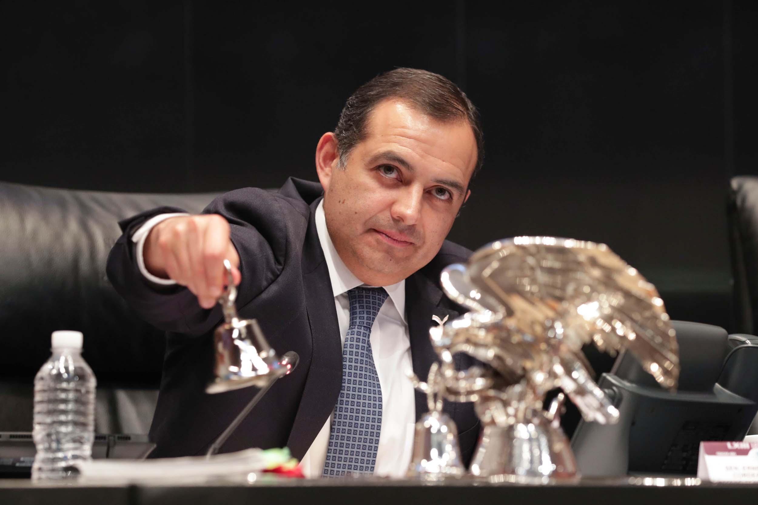 Advierte Ernesto Cordero que libertades políticas y económicas podrían desaparecer en México