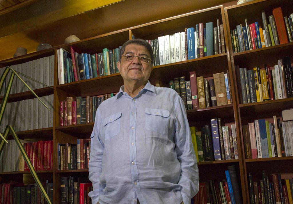 Ramírez: Premio Cervantes coloca en el mapa a la literatura centroamericana