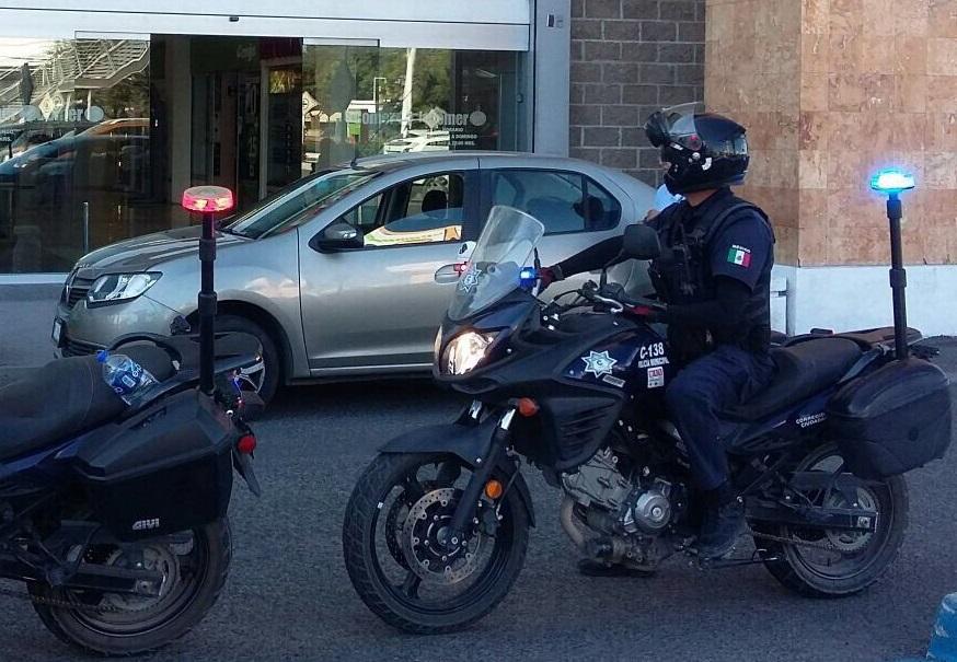 Policía Corrgidora