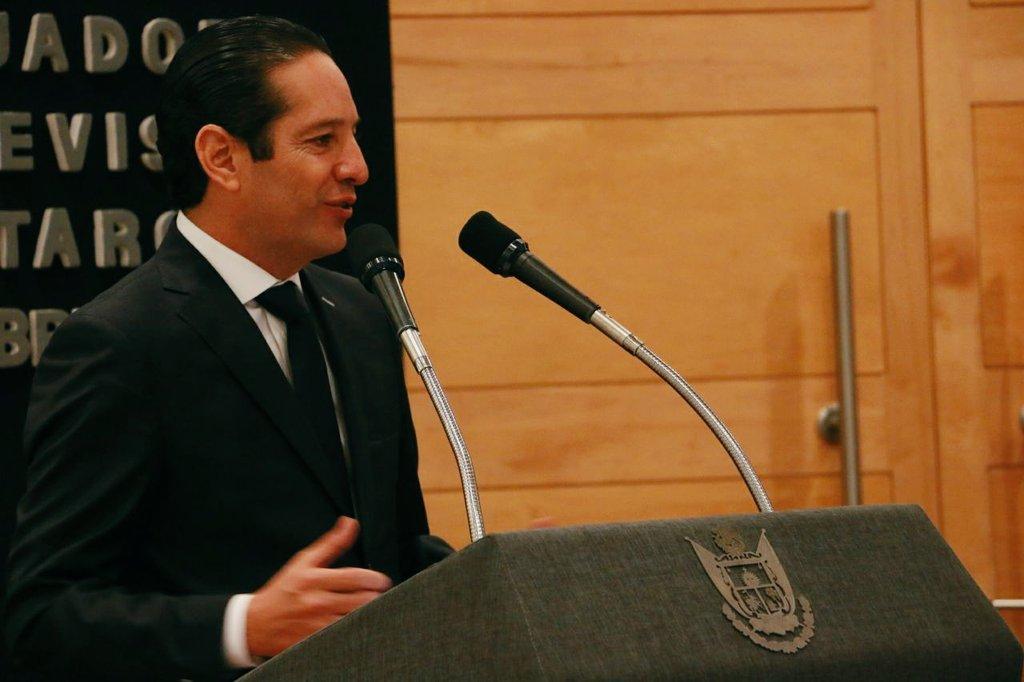 Reitera FDS compromiso de otorgar 10% de aumento al presupuesto de la UAQ