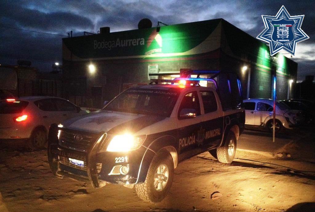 Policía El Marqués