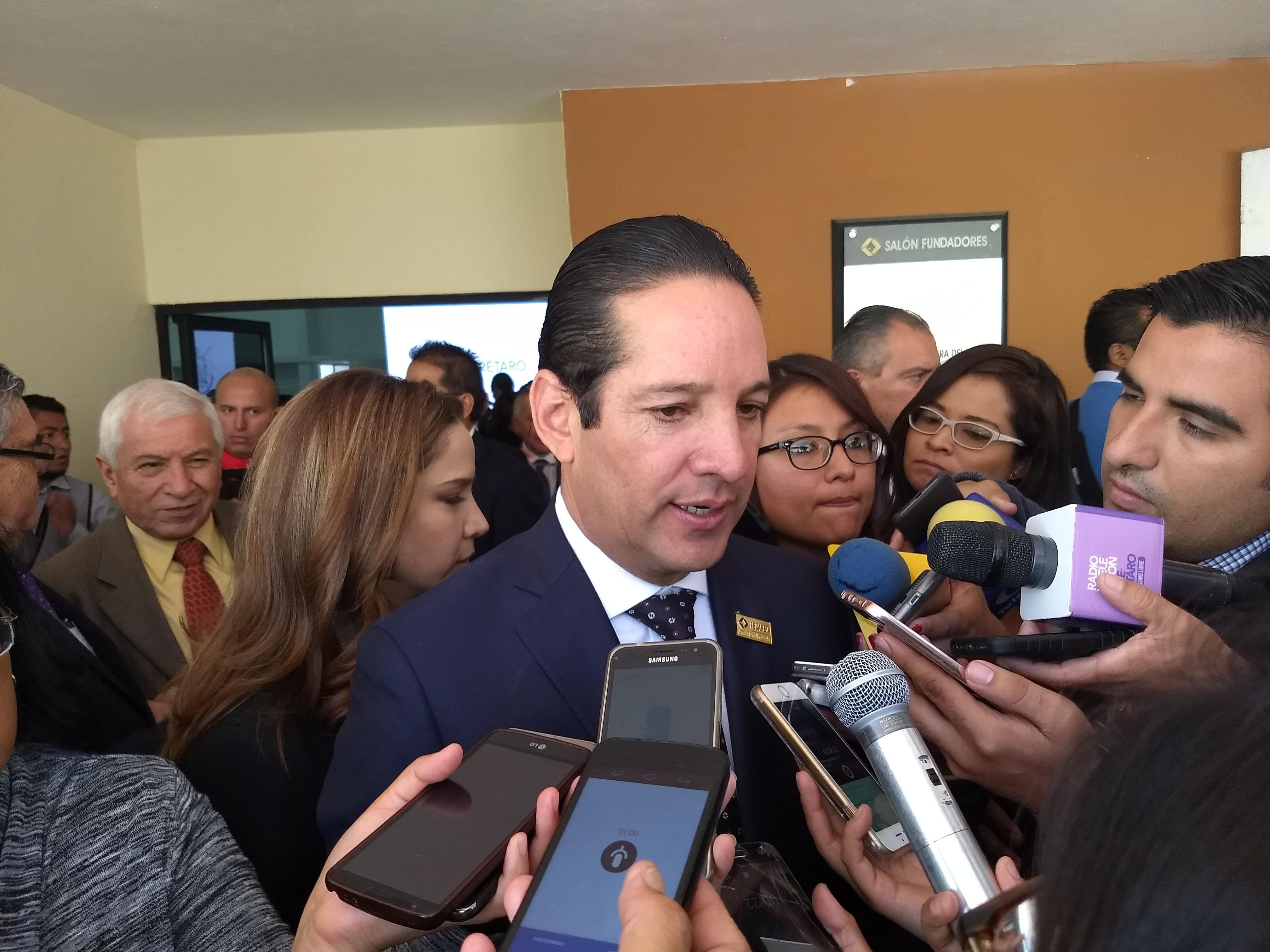 SCT reparará socavón en Paseo Camelinas, confirma Pancho Domínguez