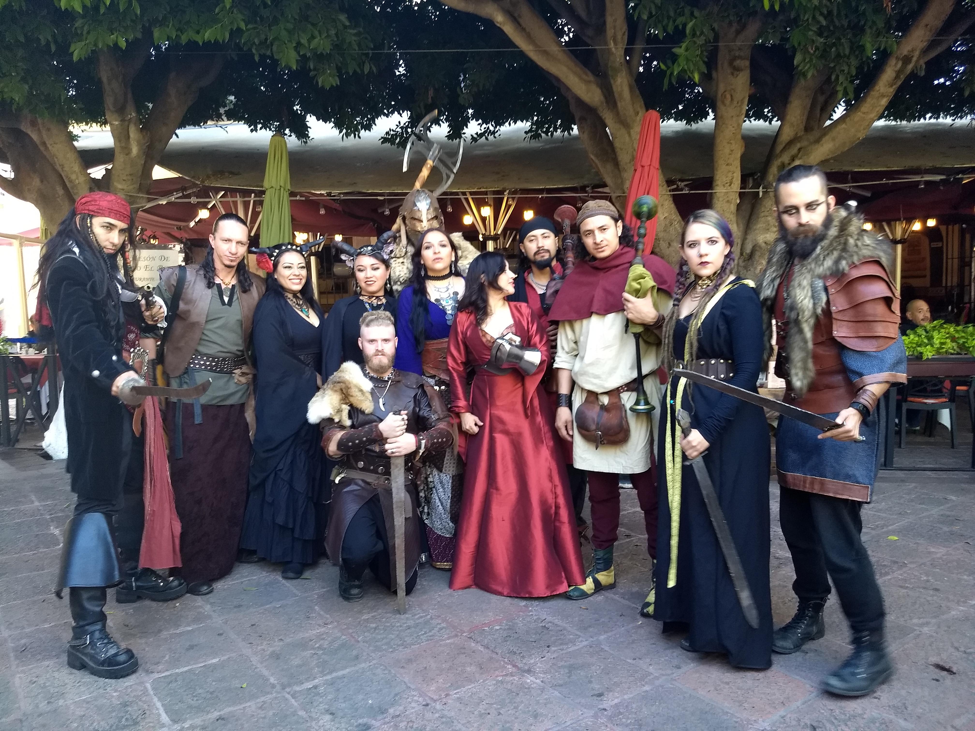 Preparan segundo Festival Medieval y Renacentista de Querétaro