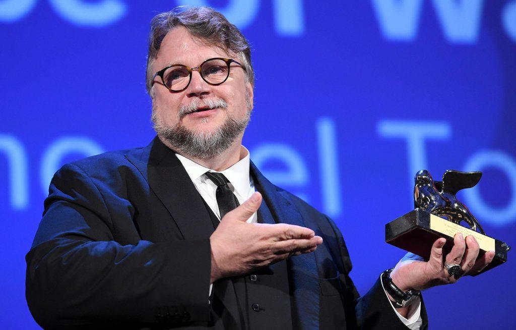 Guillermo del Toro, nominado como mejor director por