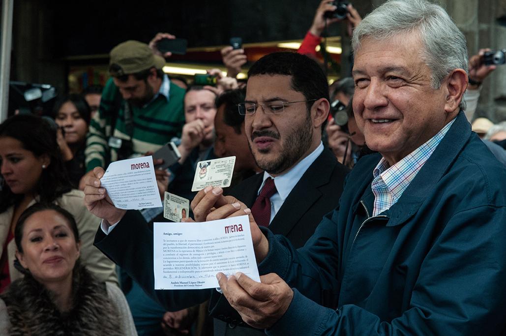 AMLO, el último llamado para la izquierda mexicana