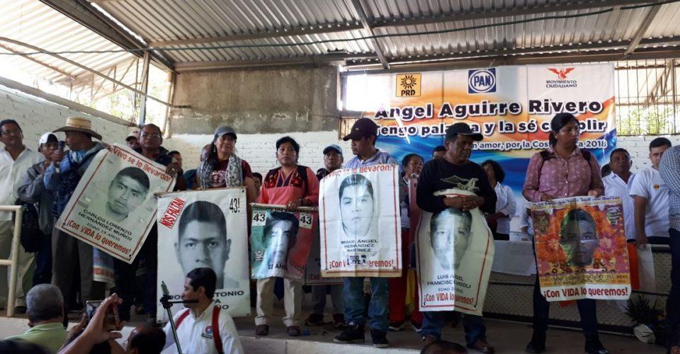 Detienen al líder de Guerreros Unidos acusado de la desaparición de los normalistas de Ayotzinapa