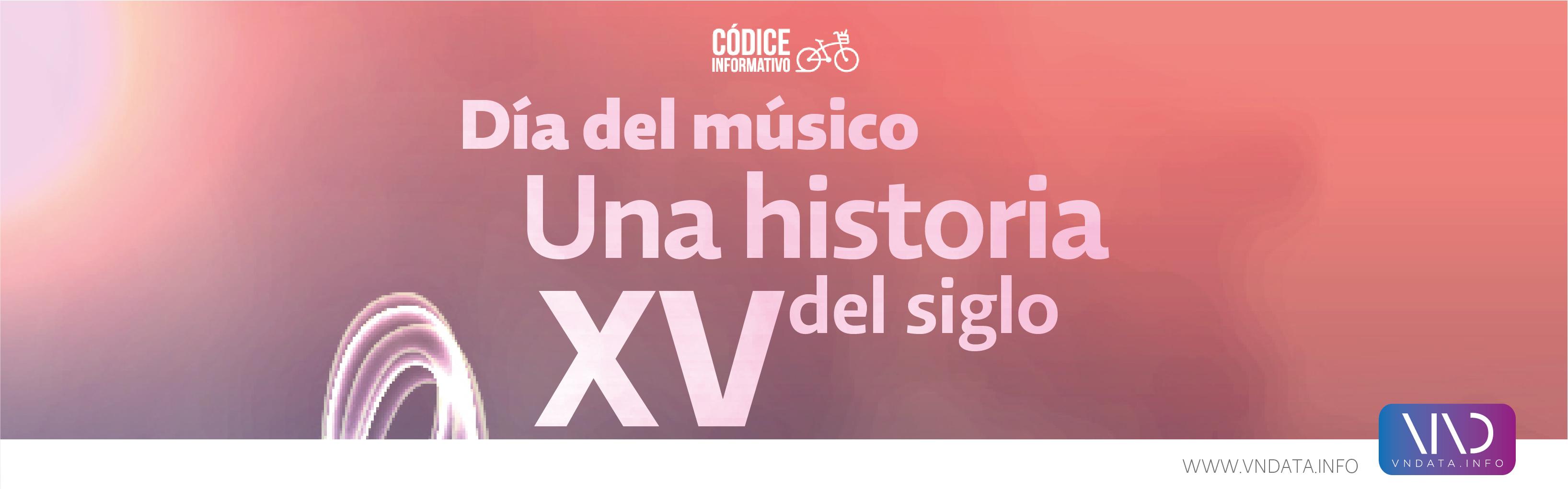 Día del músico, una historia del siglo XV