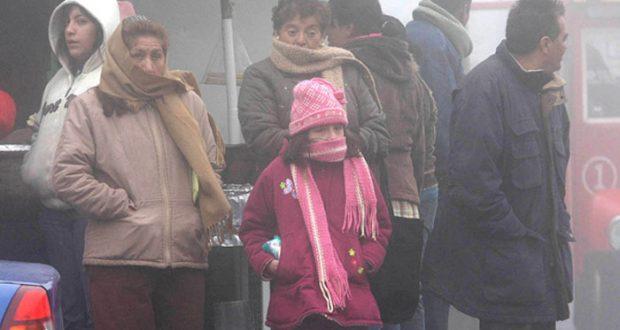Temperaturas de hasta cero grados se esperan en estado de Querétaro para Navidad