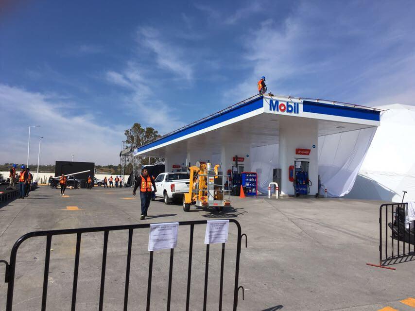 Abre la primera gasolinera sin Pemex