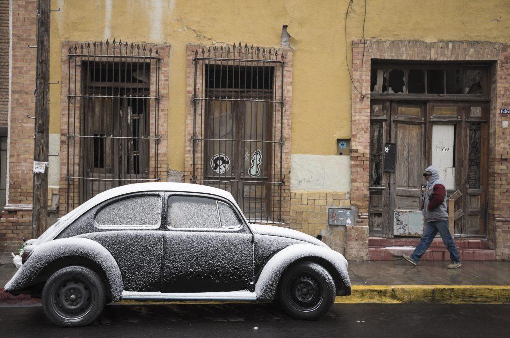 Continuará el ambiente muy frío a gélido con bancos de niebla en México