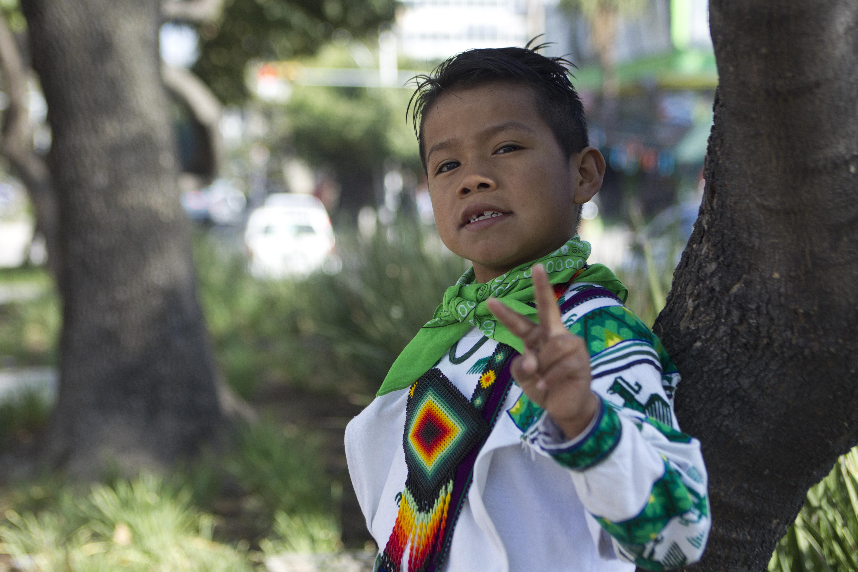 Movimiento Ciudadano vuelve a lanzar vídeo con niño indígena pese a las críticas