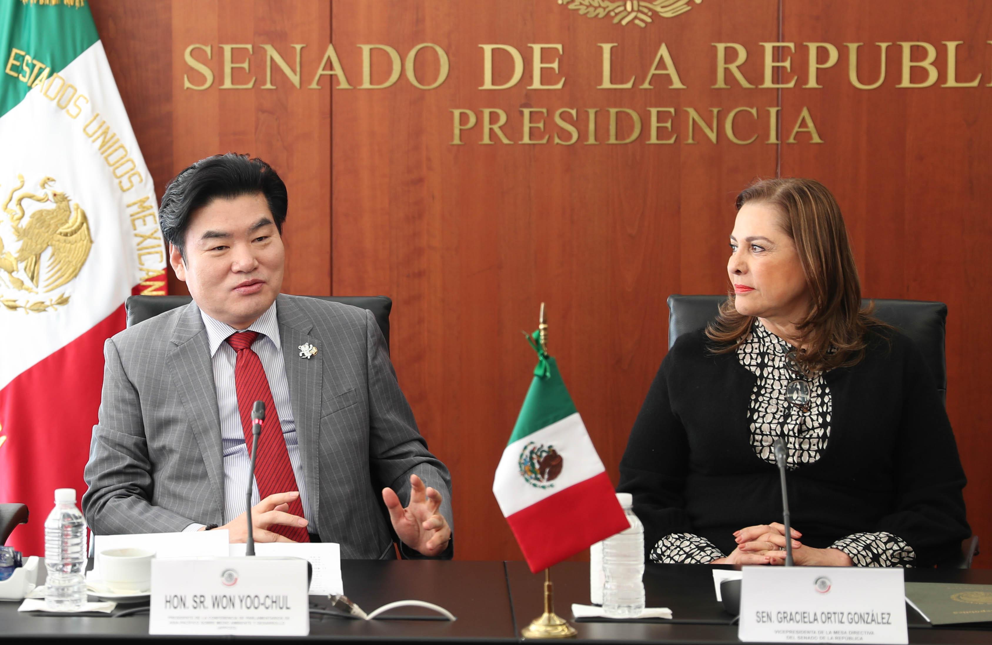 Implementar un desarrollo sostenible, con crecimiento económico y bienestar para todos, principal desafío en el mundo: Graciela Ortiz