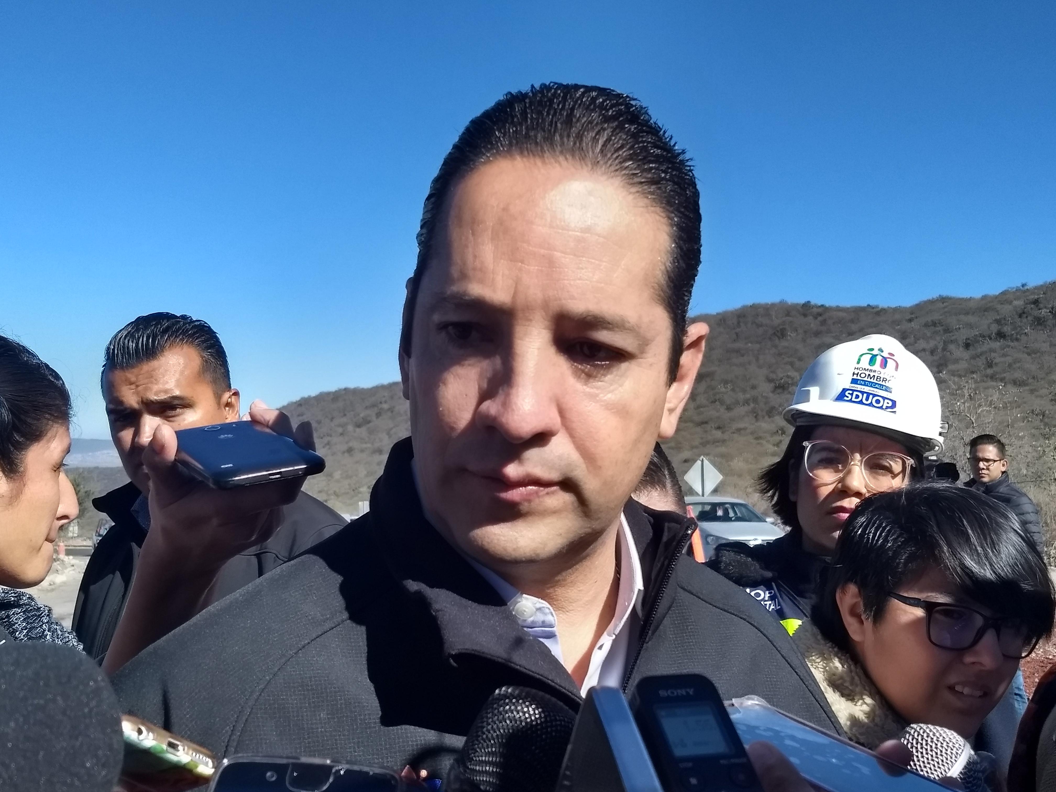 """""""Proceso electoral provocará al menos cuatro cambios en el gabinete"""": Pancho Domínguez"""