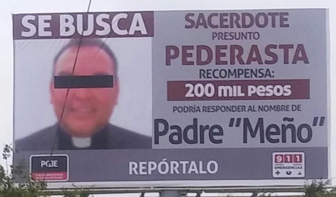 """Declaran culpable de violación al padre """"Meño"""", cura de Piedras Negras, Coahuila"""