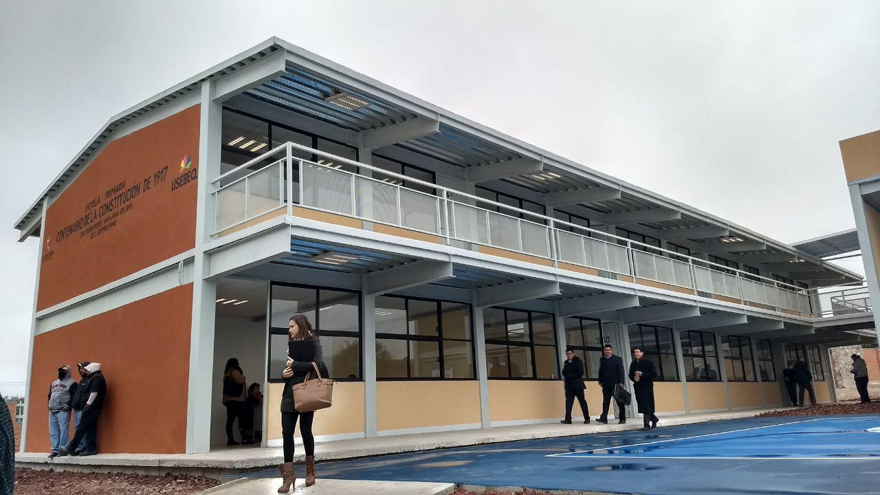 Municipio de Querétaro ha invertido más de 140 mdp en educación
