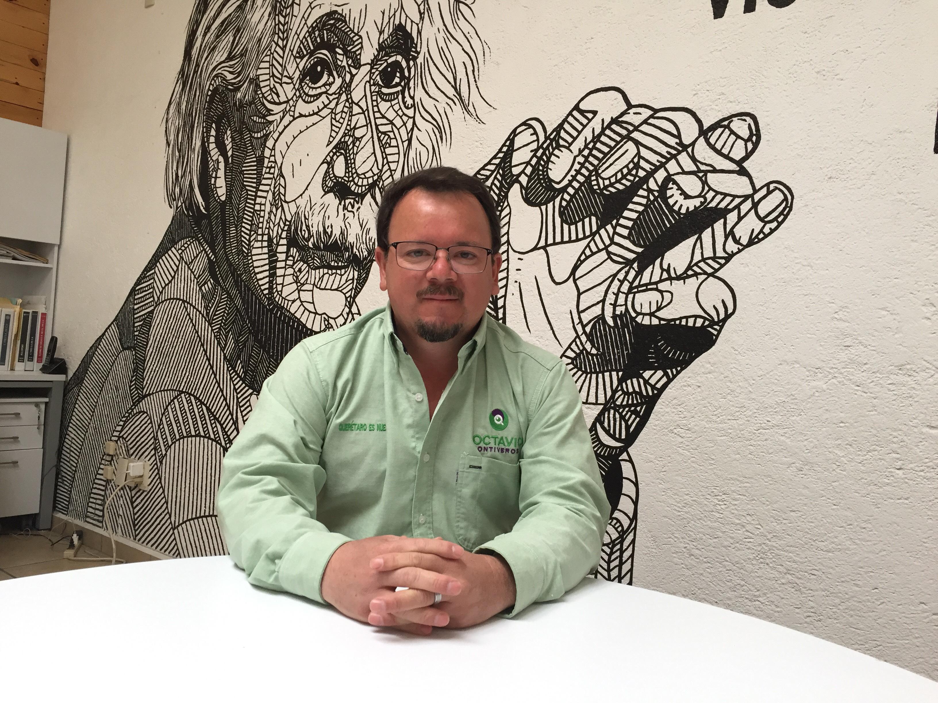 """""""Aún hay inequidad en candidaturas independientes"""": Octavio Ontiveros"""