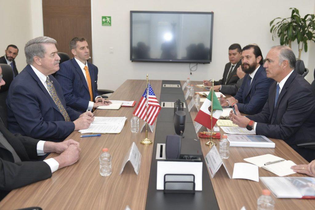 México y Estados Unidos acuerdan optimizar comercio agroalimentario