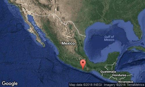 Fuerte sismo de magnitud 7 sacude la CDMX
