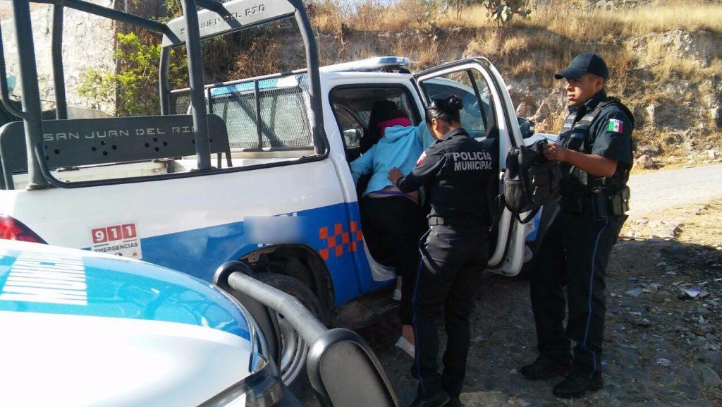 Detenidos Robo Camioneta (2)