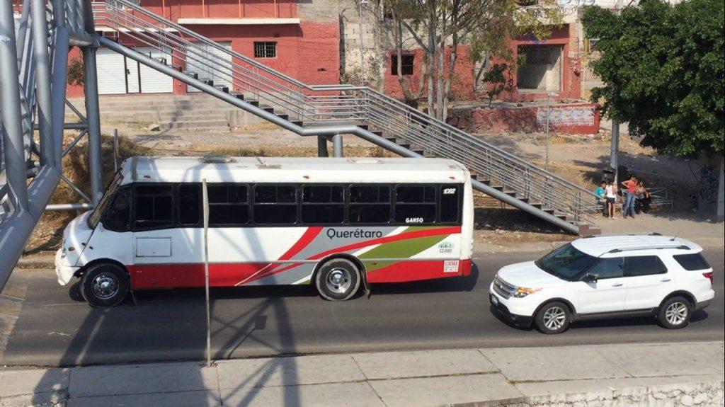 Transporte público Menchaca