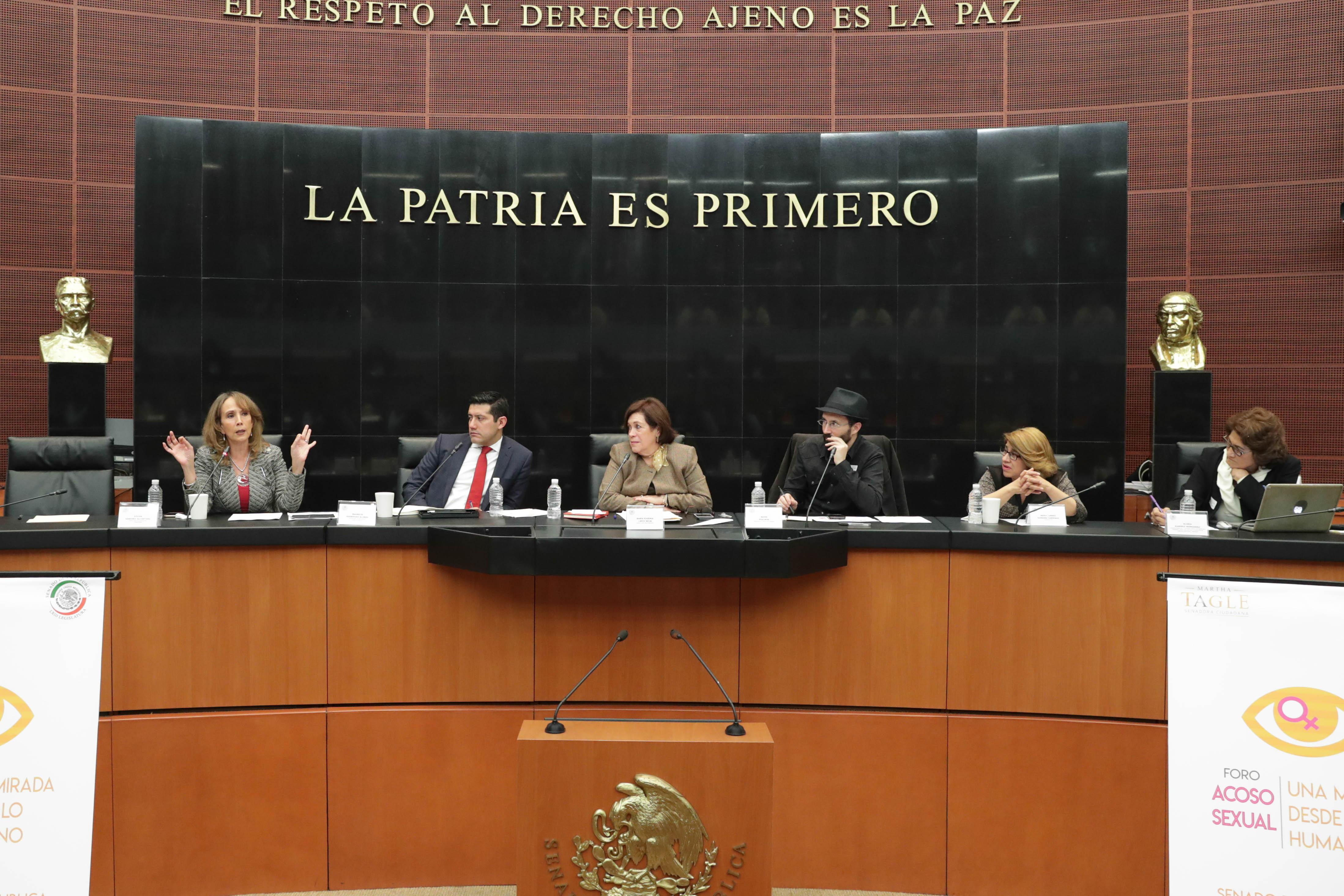 Urge actualizar el marco legal para combatir de manera frontal el acoso sexual: proponen en el Senado