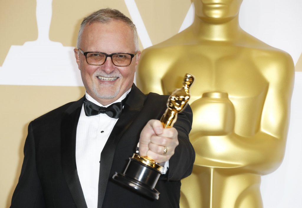 Press Room - 90th Academy Awards