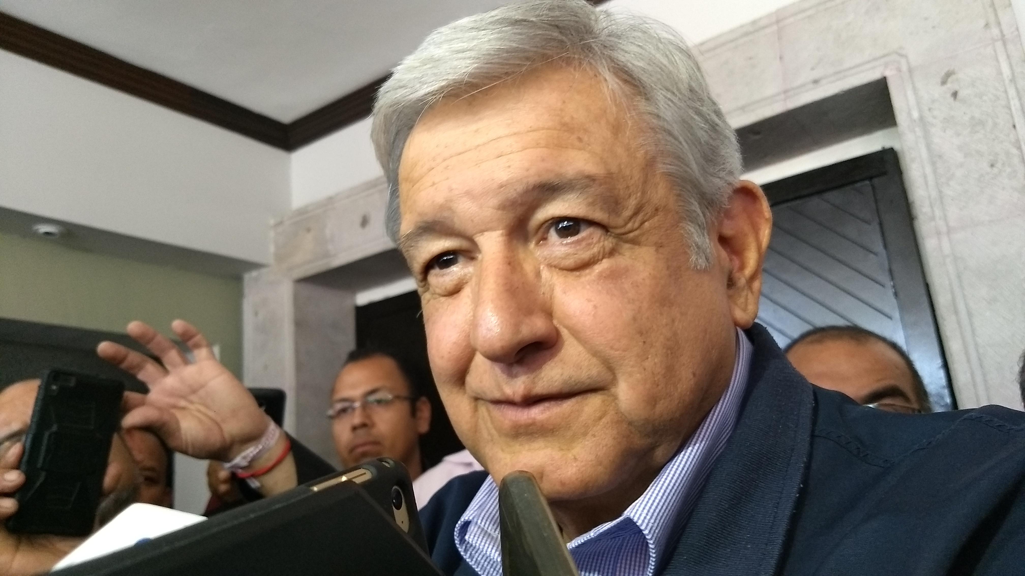 """""""Aeropuerto de Santa Lucía estará listo en tres años"""": AMLO"""