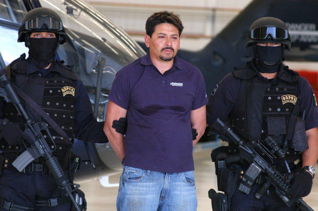 Condenado en EE.UU. a 43 años de cárcel un exlíder de la Familia Michoacana