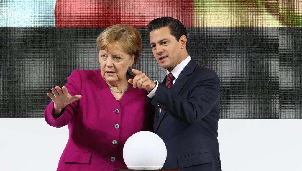 Visita del presidente mexicano