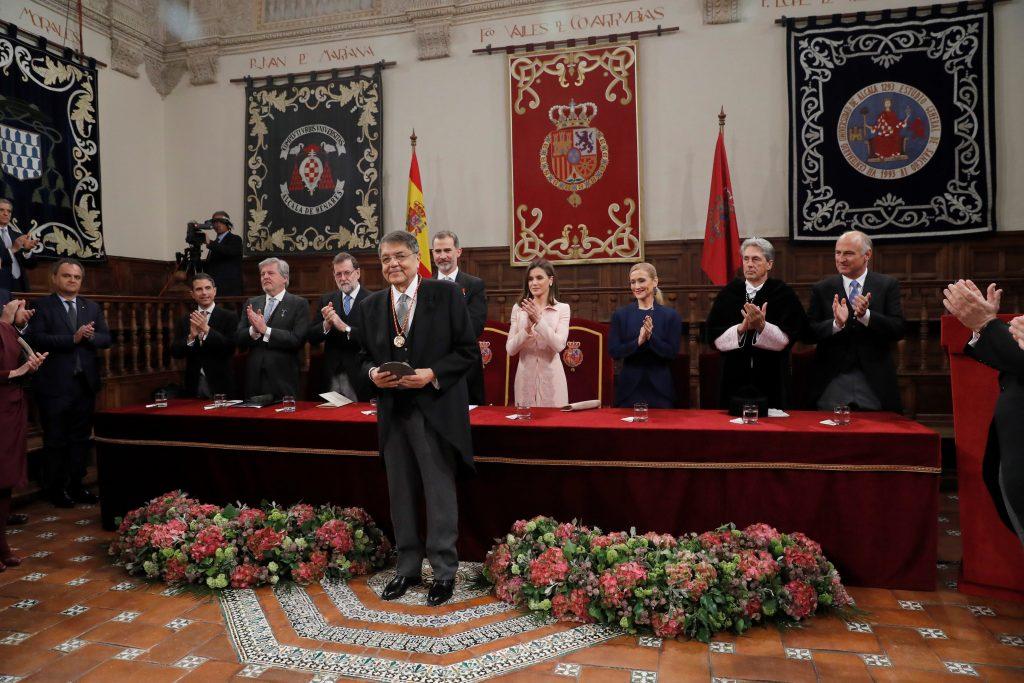 Premio Cervantes 2017