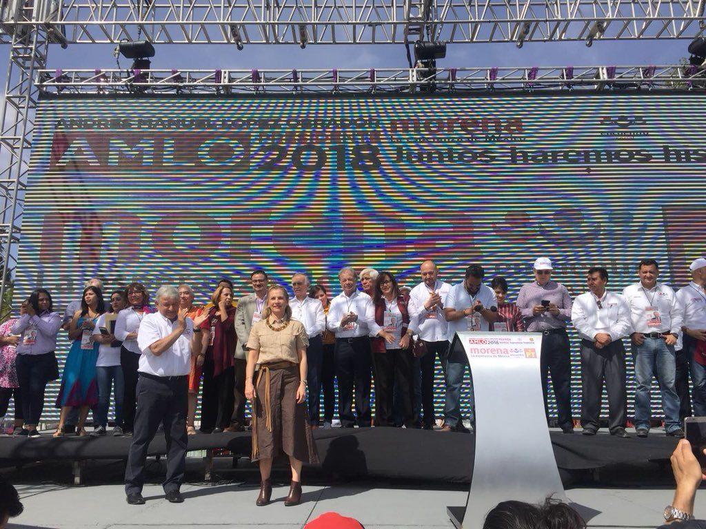 No al NAIM: AMLO arranca campaña en Cd. Juárez