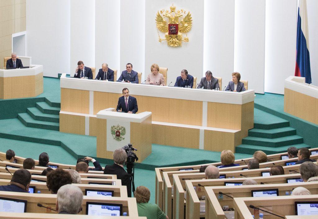 Visita Oficial a la Federación Rusa de Ernesto Cordero