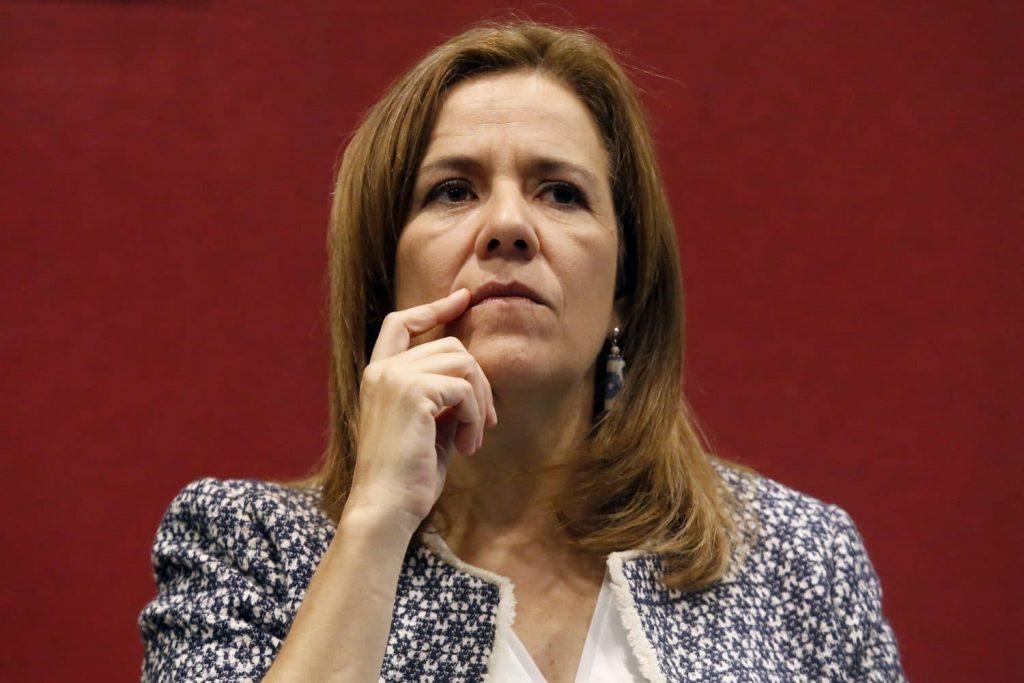 Todos 'pelearán' por Margarita Zavala