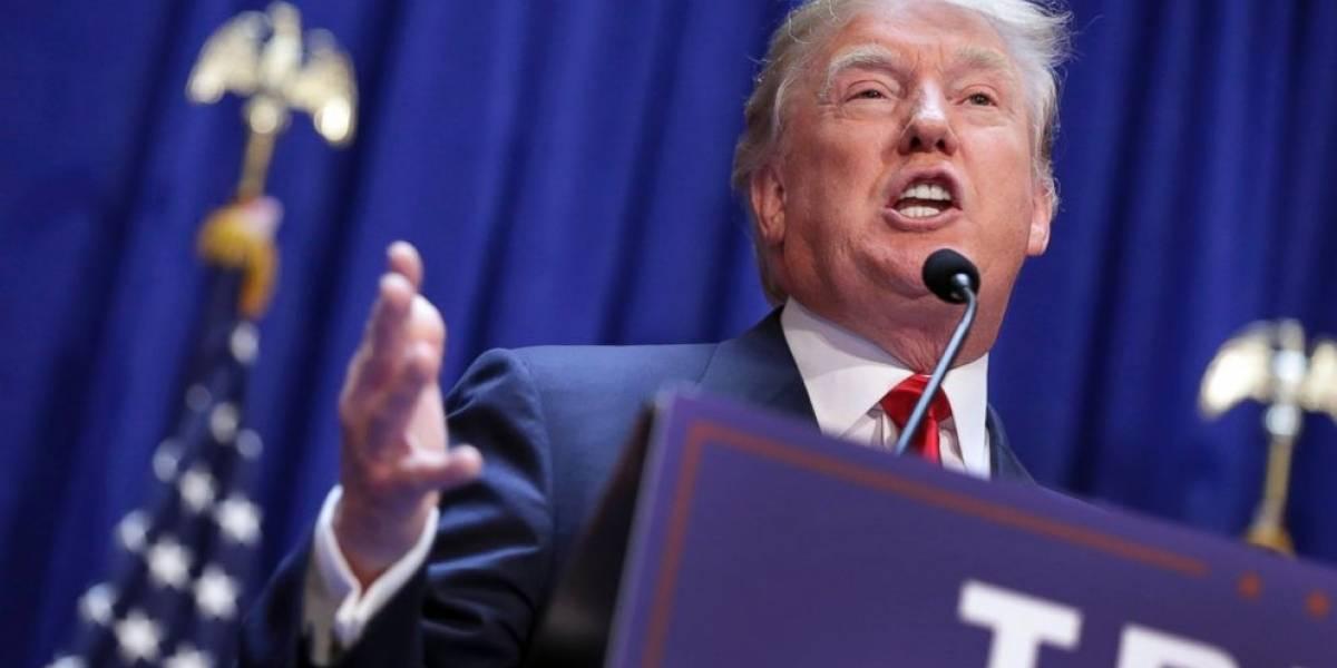 """Asegura Trump que hay """"más tropas en camino"""" para defender la """"sagrada frontera"""""""