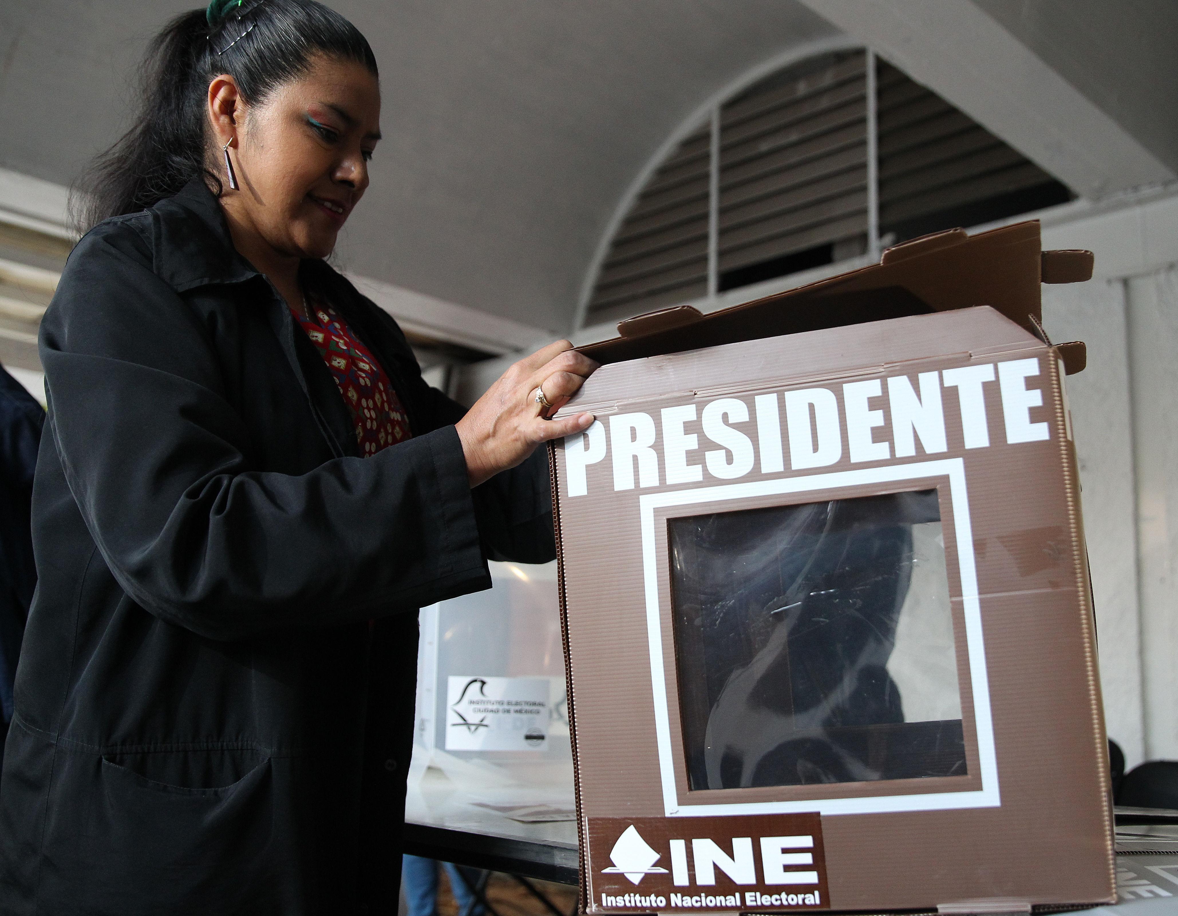 Las elecciones se resolverán en la mesa y no en las urnas, pretensión de AMLO