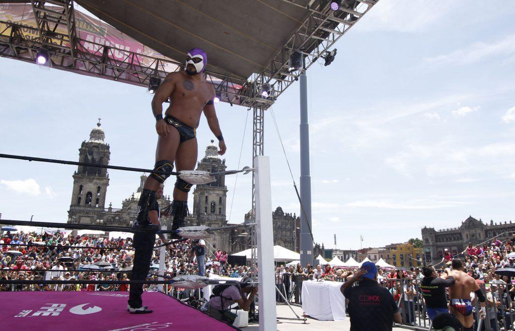 Declaran a Lucha Libre Mexicana como patrimonio cultural de Ciudad de México