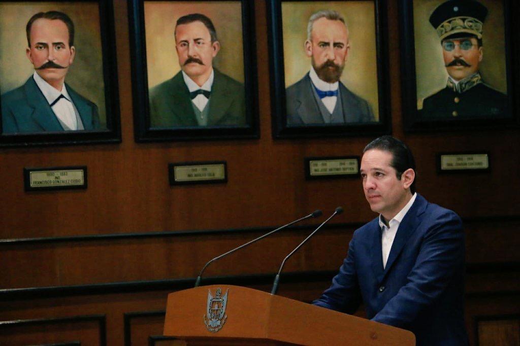 Conago se reúne con Andrés Manuel López Obrador