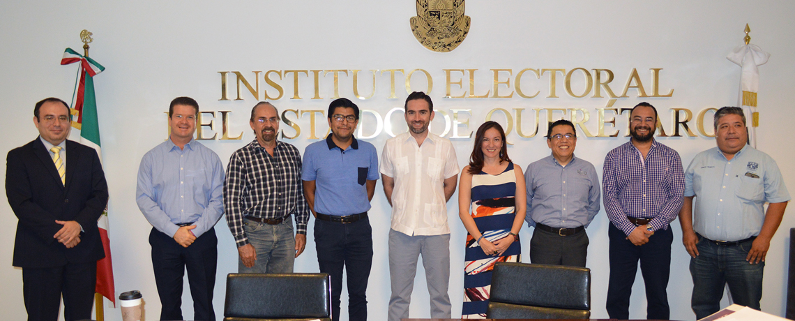 UNAM avala funcionamiento adecuado del PREP en Querétaro