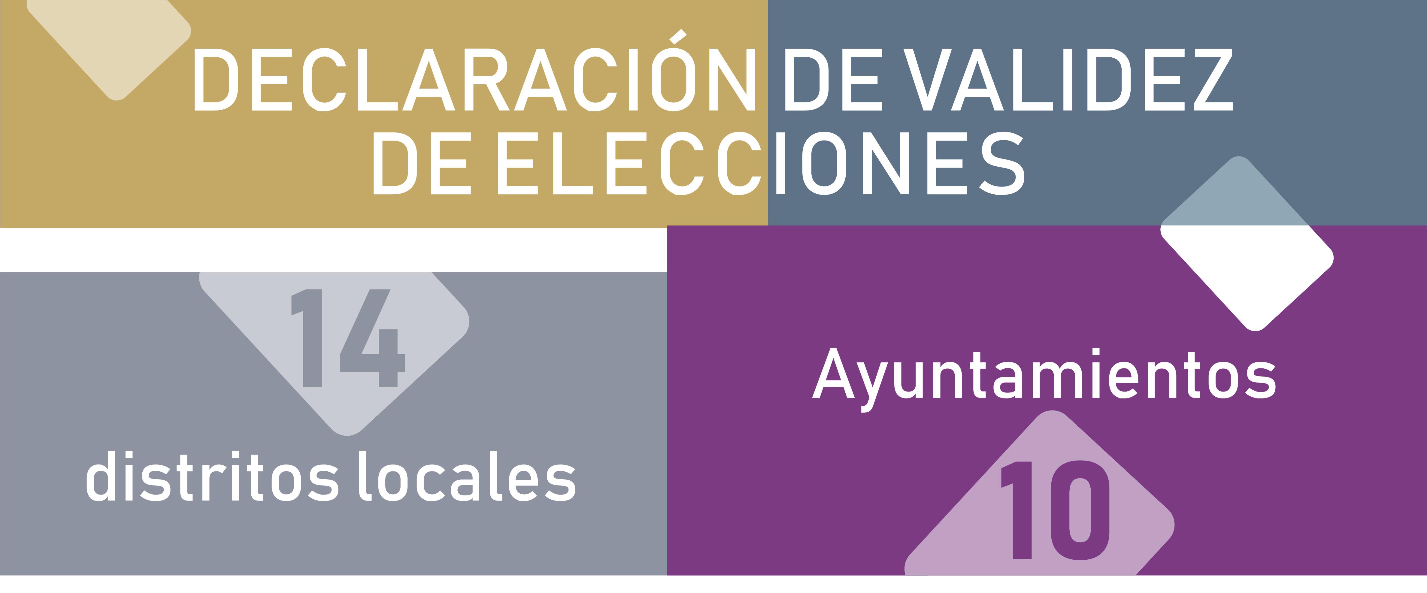 Entrega IEEQ constancias de mayoría a 15 diputaciones locales y 17 fórmulas de ayuntamientos