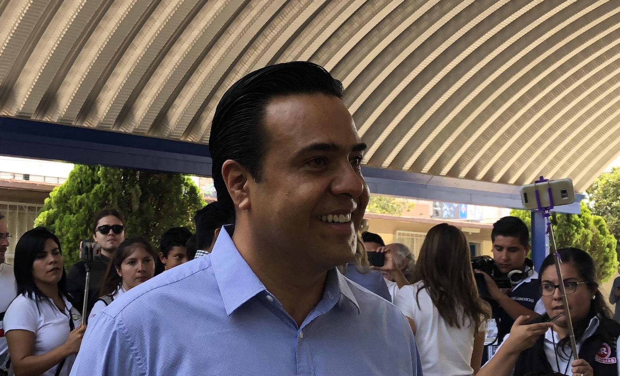 Luis Nava, a favor del conteo voto por voto
