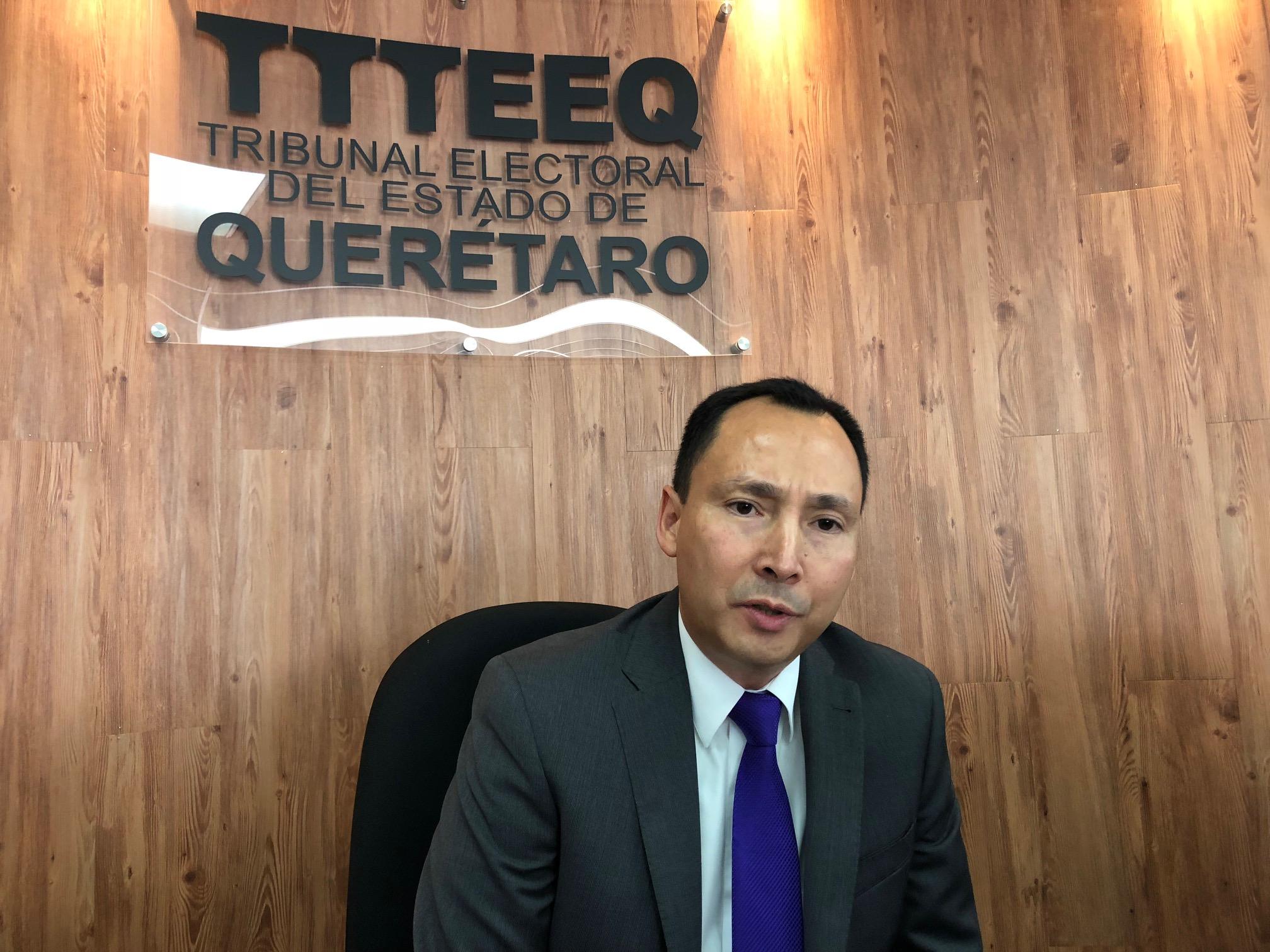 Casi 90 por ciento de impugnaciones ante Tribunal son por elección en municipio de Querértaro