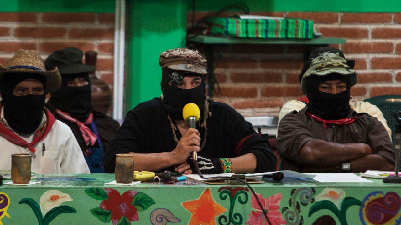 """Mandato de AMLO traerá """"desilusión"""" en lugar de cambio: EZLN"""