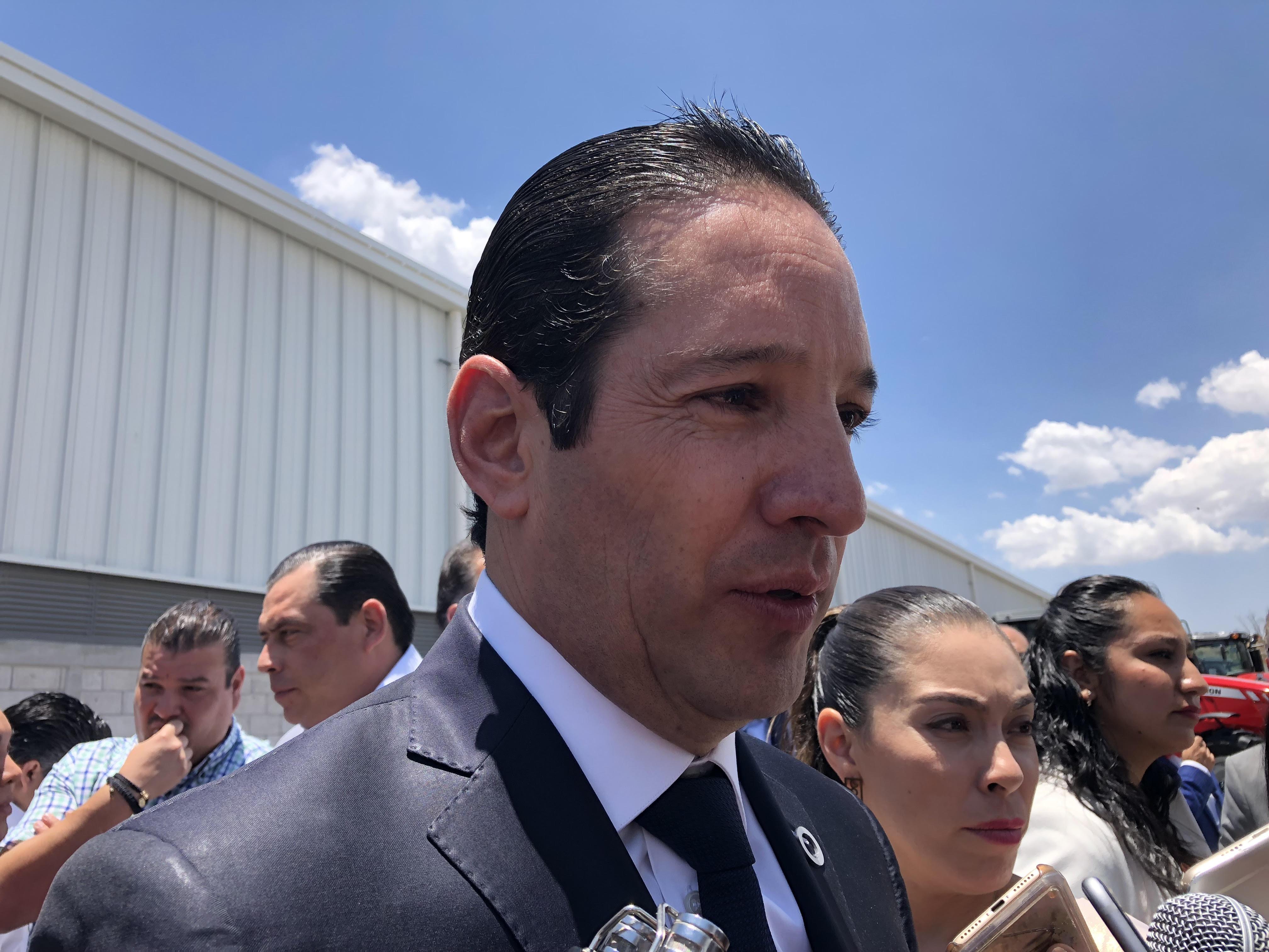 Damián Zepeda y Ricardo Anaya no deben regresar a la dirigencia del PAN: gobernador