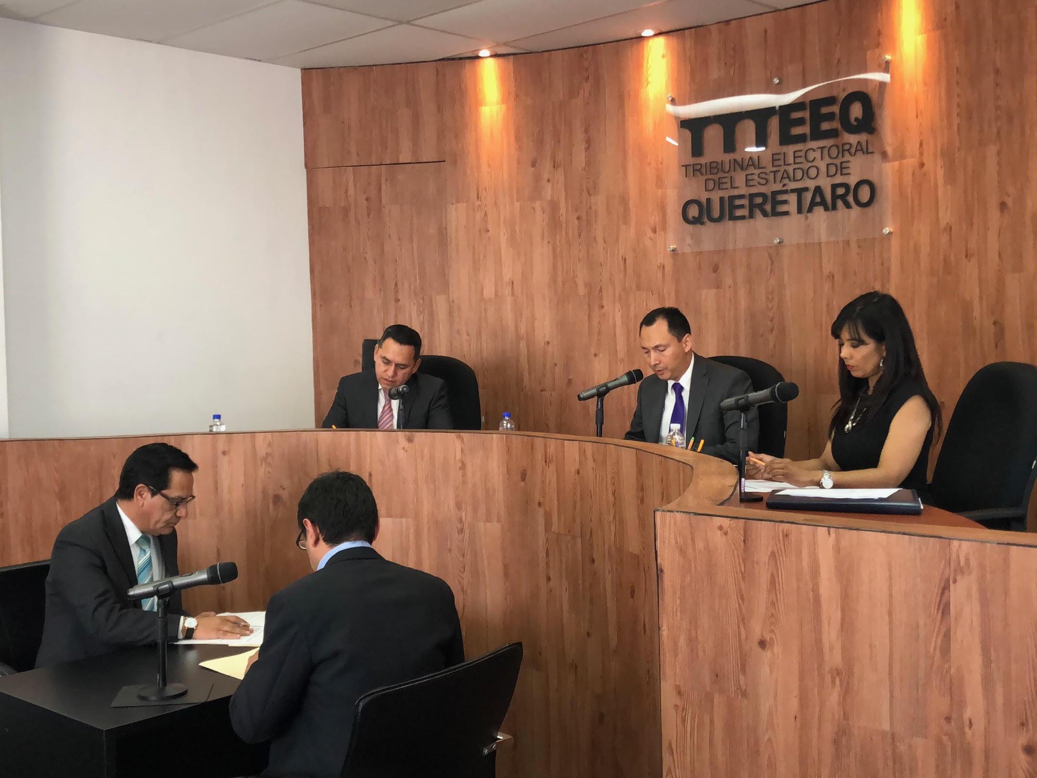 Tribunal Electoral confirma sanción económica interpuesta a Leticia Mercado